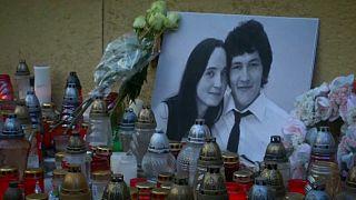 Varios detenidos por el asesinato de Ján Kuciak y su novia