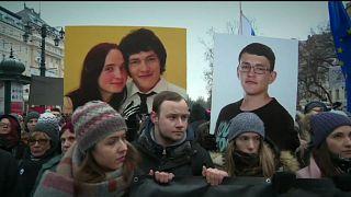Mordfall Kuciak: Slowakische Polizei verhaftet Verdächtige