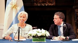 Argentina riceve 57 miliardi di dollari dallo FMI