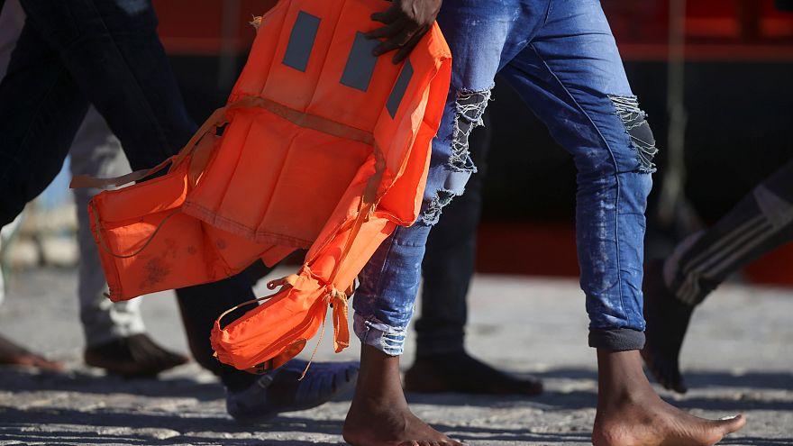 Moroccan migrant shot at and killed at sea