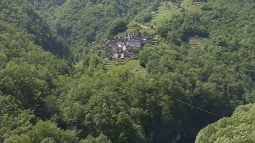 Ελβετία: Το χωριό που έγινε ξενοδοχείο