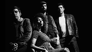 O Soul-Funk dos Buttshakers em concerto exclusivo na Euronews