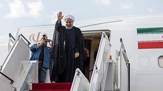 روحانی در بازگشت از نیویورک: نشست شورای امنیت به ضرر آمریکا تمام شد