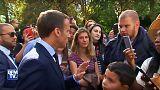 Macron'a iş bulamamaktan yakınan genç 20 teklifi reddettikten sonra işe başladı