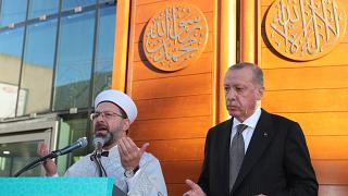 Köln - DİTİB Merkes Camii açılışı