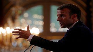 فرنسي يحصل على وظيفة بعد نصيحة من الرئيس ماكرون