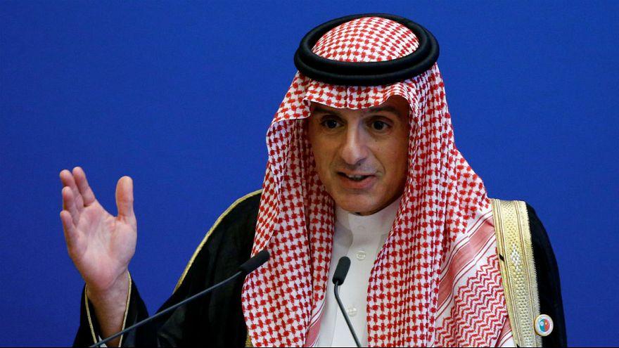 Foreign Minister Adel bin Ahmed Al-Jubeir