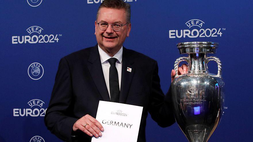 UEFA-Exekutivkomitee vergibt EM 2024 an Deutschland