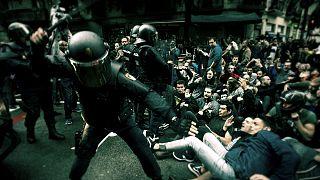 Belçika'da her 4 mülteciden biri polis şiddetine maruz kalıyor