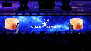 The Global Energy Prize: live from the award ceremony
