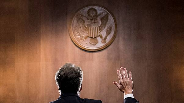 """Kavanaugh-Showdown im US-Senat: """"Nationale Schande"""""""