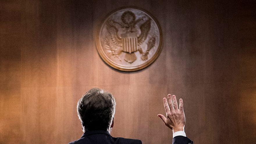 Кавано: клятвы и слезы в Сенате