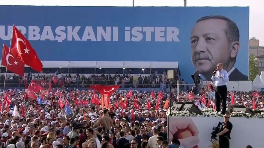 Raw Politics: German anger at Erdogan's red carpet treatment in Berlin