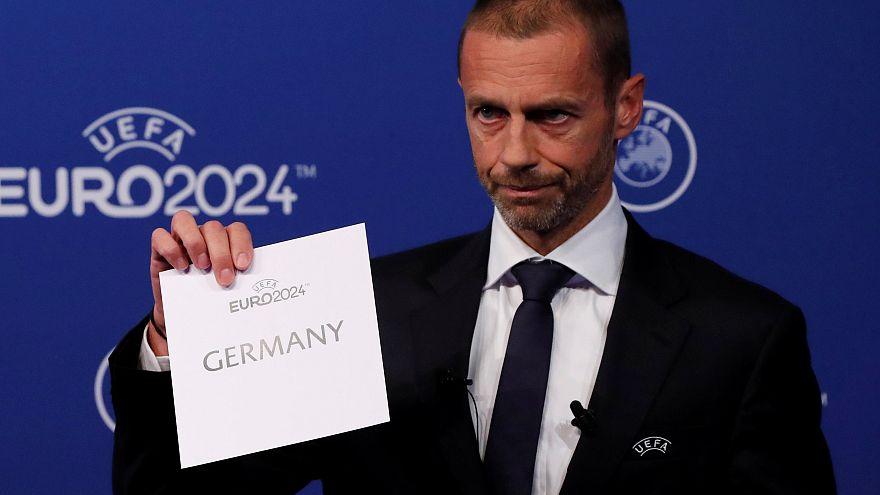 Евро-2024 пройдёт в Германии