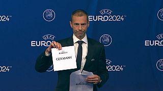 اختيار ألمانيا لاستضافة بطولة اوروبا لكرة القدم 2024 وتركيا تخسر المنافسة