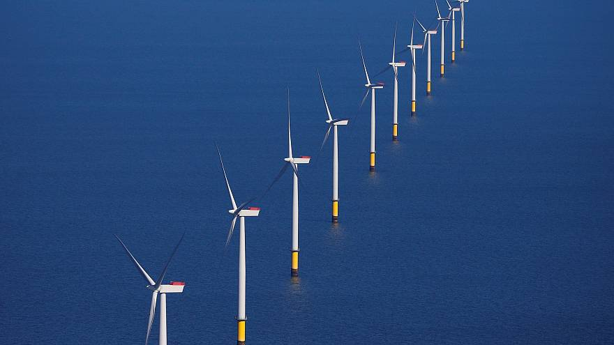 Commission approves €3.5 billion support for offshore windfarms in Belgium