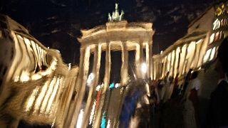 """Берлин. Бранденбургские ворота (из серии """"Городские отражения"""")"""