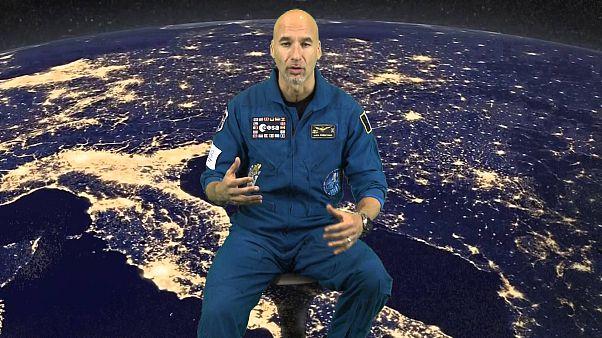 """Iss: la nuova missione di """"astroLuca"""""""