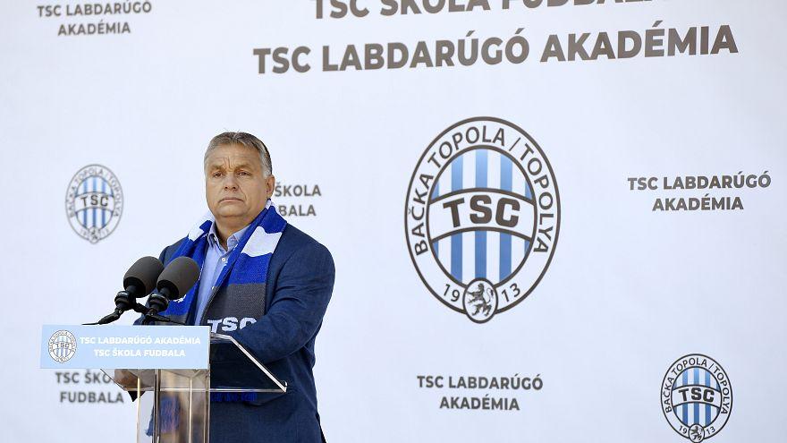 Magyar közpénzből készült el a fociakadémia Szerbiában