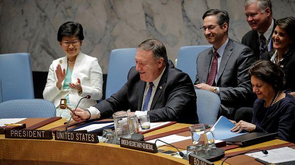 """USA fordern """"energische"""" Umsetzung von Nordkorea-Sanktionen"""