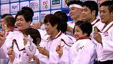 الجيدو: اليابان يحتل صدارة الترتيب في بطولة العالم بباكو