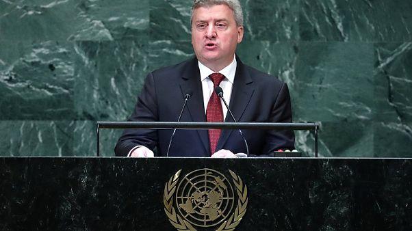 Ιβανόφ στον ΟΗΕ: «Ιστορική αυτοκτονία» το ναι στη συμφωνία των Πρεσπών