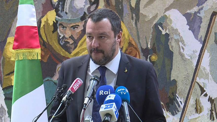Migrantenkrise: Salvini in Tunesien