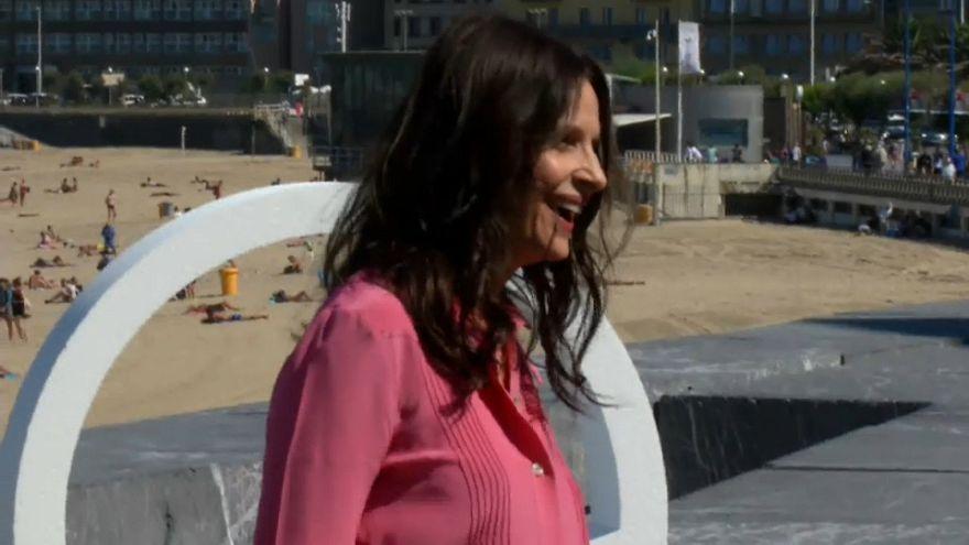 San Sebastián fait son cinéma