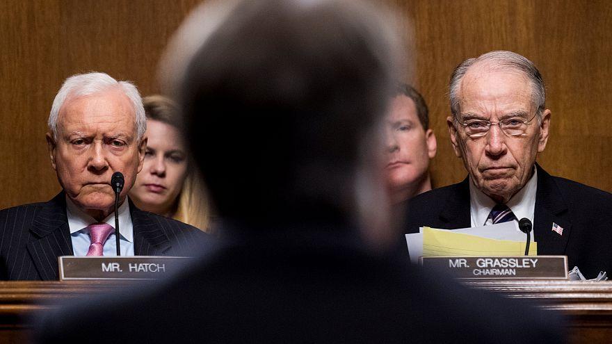 """مطالبة مرشح ترامب للمحكمة العليا كافانا بمواصلة التحقيق مع """"أف بي آي"""""""