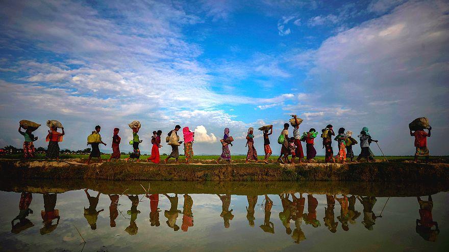 Çin: Arakan'da yaşananlar uluslararası bir sorun olarak değerlendirilmemeli