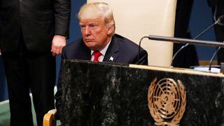 Trump: Dünya liderleri bana değil, benimle güldü