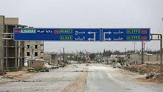 أردوغان يوبخ أمريكا بسبب المسلحين الأكراد في منبج السورية