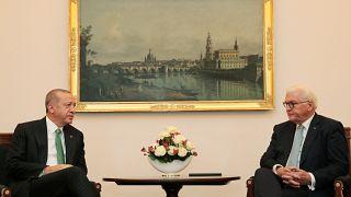 Erdogan incontra Steinmeier