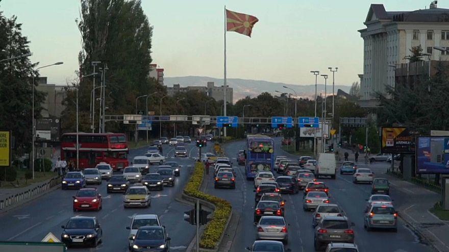 Presidente macedónio apela a boicote no referendo sobre mudança de nome