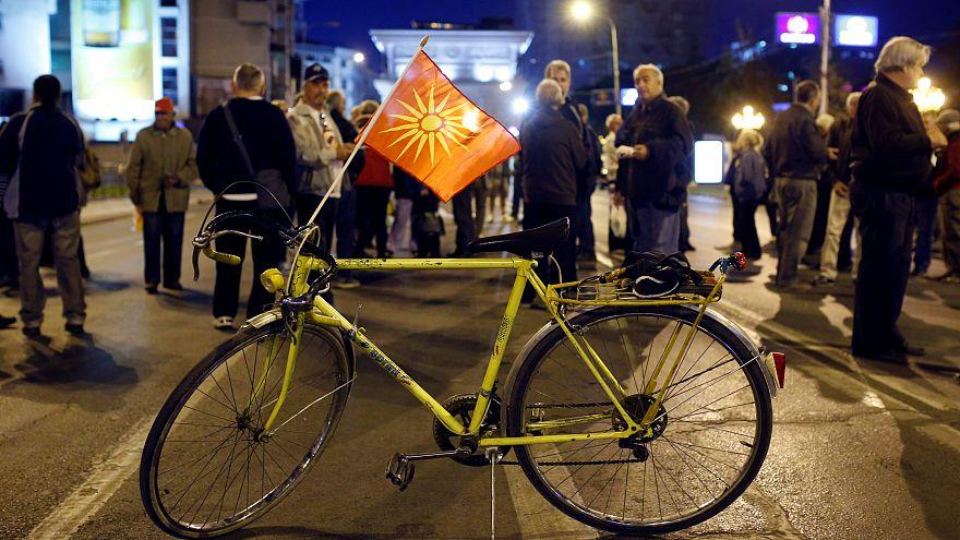 J-2 pour le référendum macédonien