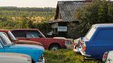 Benvenuti al museo delle vecchie auto sovietiche
