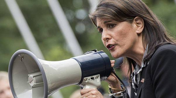 Ambasciatrice Usa all'Onu arringa venezuelani