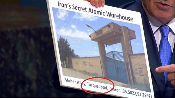 """تورقوزآباد یا دارقوزآباد؛ واکنش کاربران ایرانی به """"افشاگریهای"""" نتانیاهو"""