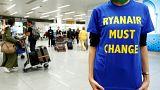 """Greve na Ryanair: """"Somos escravos com gravata"""""""