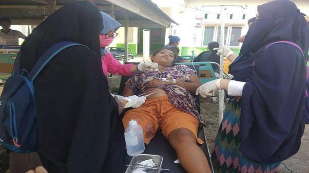 در پی وقوع زمین لرزهای به قدرت ۷.۵ در مقیاس ریشتر دولت اندونزی نسبت به وقوع سونامی هشدار داد