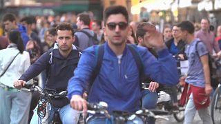 Male le borse dopo gli annunci del governo italiano