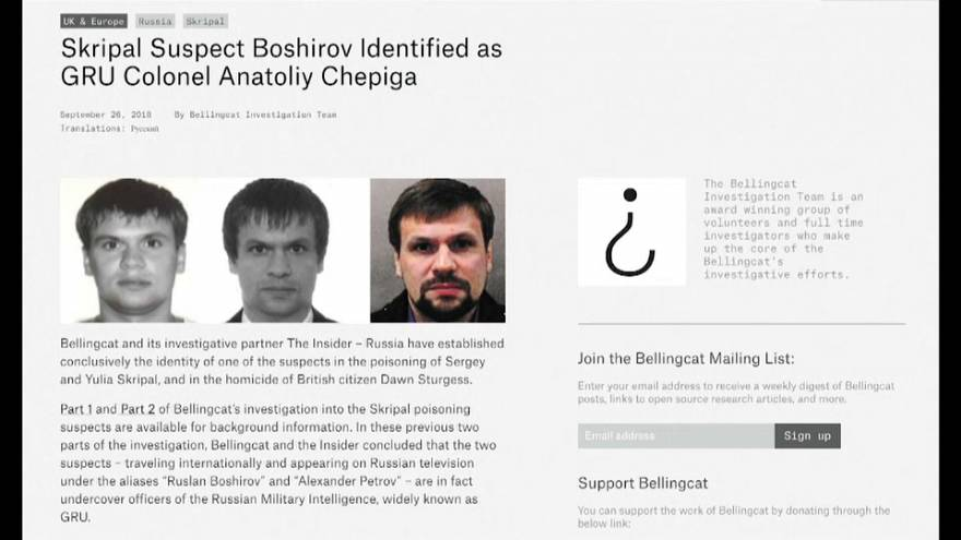 В Кремле не знают, Чепига ли Боширов