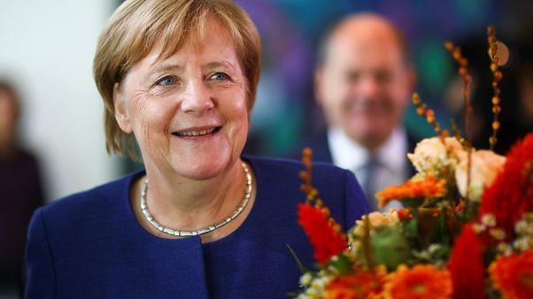 WerteUnion gegen Merkel-Wiederwahl