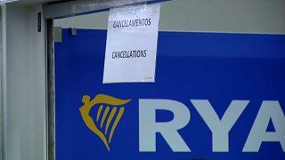 """Arbeitsalltag bei Ryanair Portugal: """"Eine Grippe zählt nicht"""""""