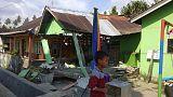 Endonezya'da 7.7 şiddetinde depremin ardından Tsunami dalgaları 2 metreye ulaştı