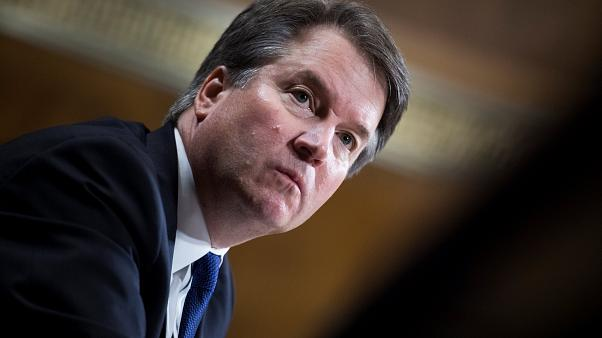 Trump orders FBI supplemental investigation on Judge Kavanaugh's file