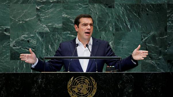 Τσίπρας στον ΟΗΕ: «Ο ελληνικός λαός στη σωστή πλευρά της ιστορίας»