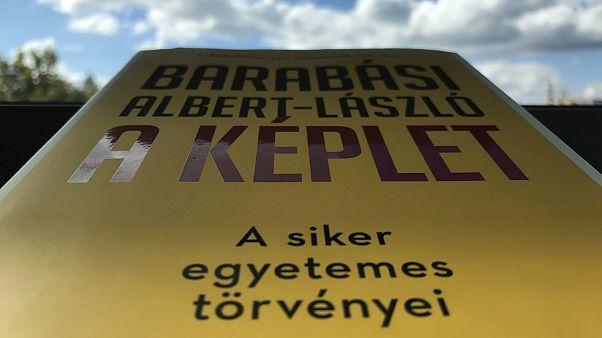 Barabási Albert-László A képlet című könyvének borítója