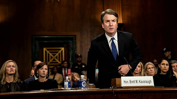 Trump'ın yargıç adayına Komisyon şartlı onay verdi: FBI soruşturma açacak