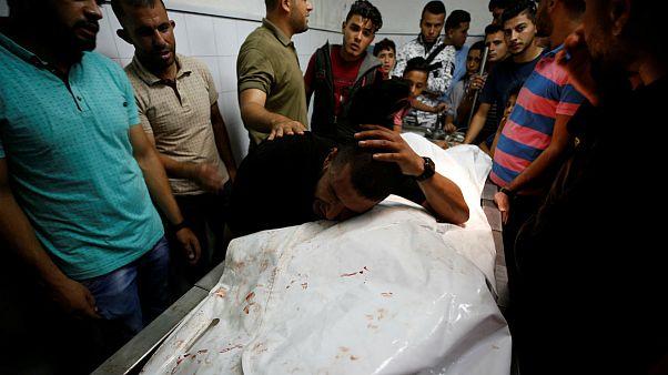 شش فلسطینی از جمله دو کودک توسط نظامیان اسرائیل کشته شدند